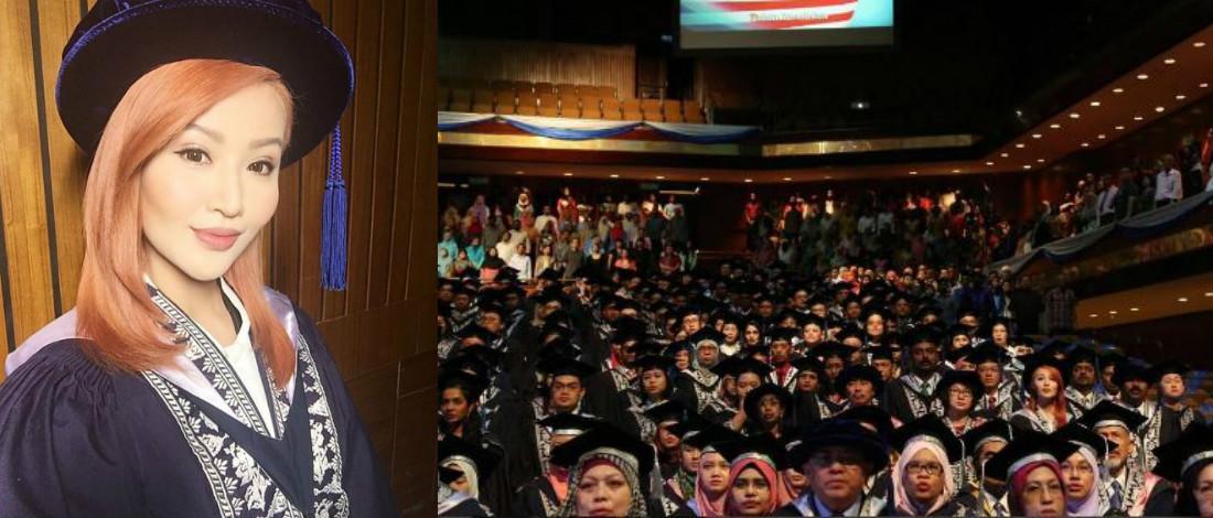 Terima PhD, Peminat Mula Panggil Soo Wincci Dr.