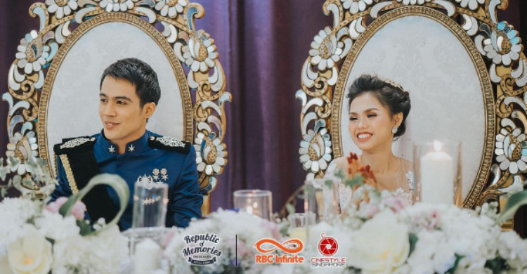 Isteri Tak Sekat Kebebasan Aliff Aziz Untuk Berlakon Watak Romantik