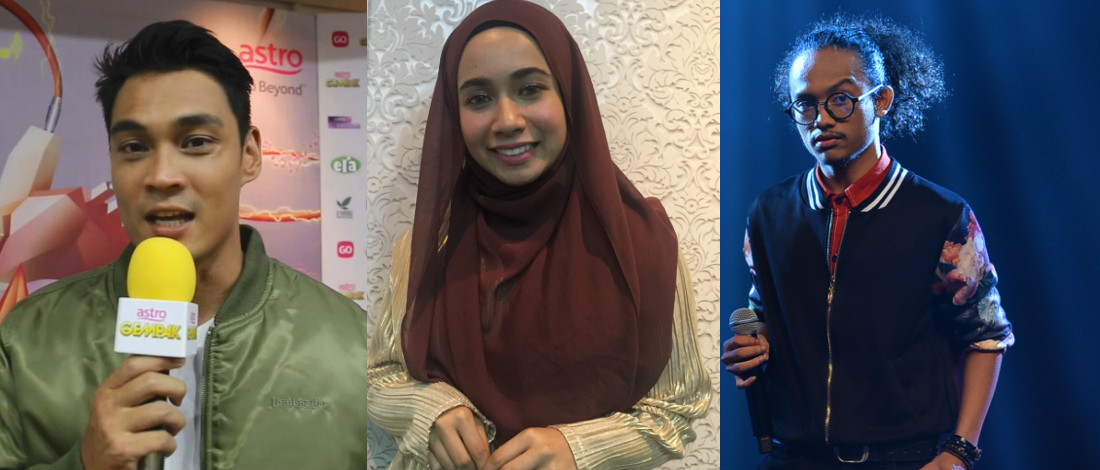 Video: Hisyam Hamid, Amira Othman Pilih Amal Untuk Ke Final AF2016