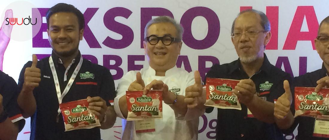 Chef Ismail Tidak Tergugat Dengan Kafe Hipster