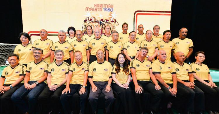 Harimau Malaya 1980 Kisah Kejayaan Pasukan Bola Sepak Malaysia