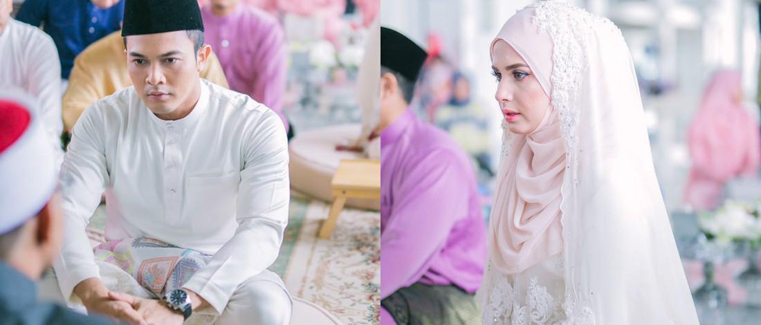 Dengan Sekali Lafaz, Deena Emir Milik Saharul Ridzwan