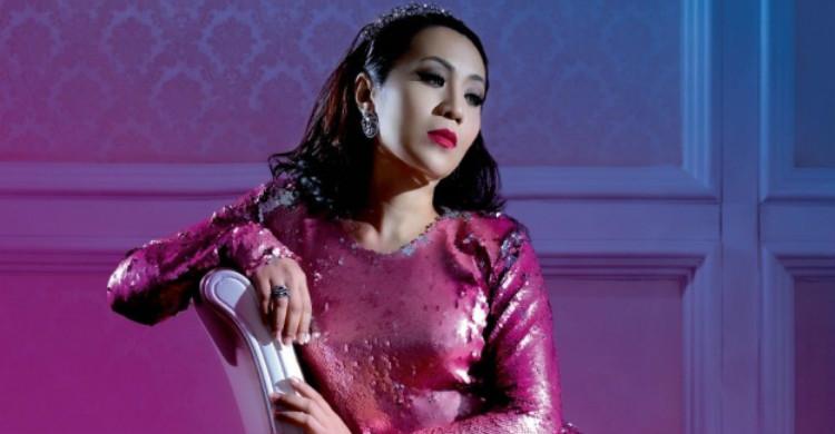 Amelina 'Mengamuk' Di Set Penggambaran Muzik Video