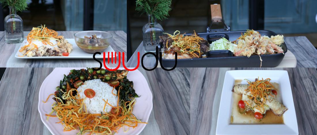 Nasi Ewak Kali Hidangan Melayu Rare Di Kafe Neka