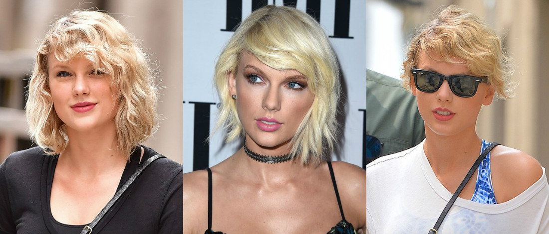 Putus Cinta Dengan Tom Hiddleston, Taylor Swift Tukar Gaya Rambut