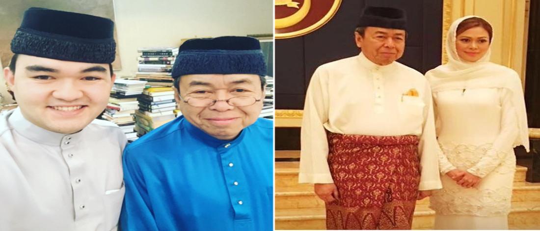 """""""Dad! I am Super Happy For You!"""" – Raja Muda Selangor"""