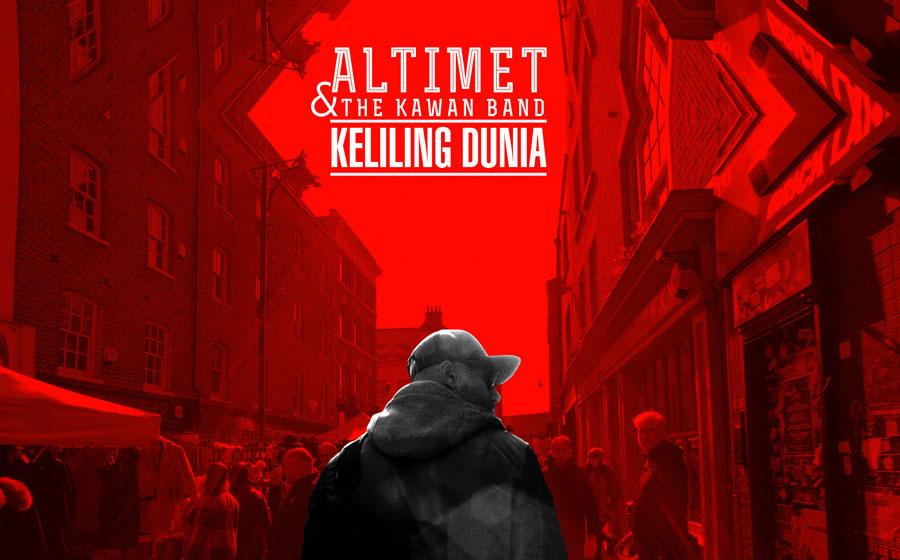 Altimet & The Kawan Band Keliling Dunia