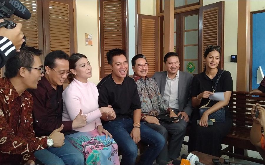 Baim Wong dan Astrid QQ Production Jalani Mediasi, Hasilnya ...