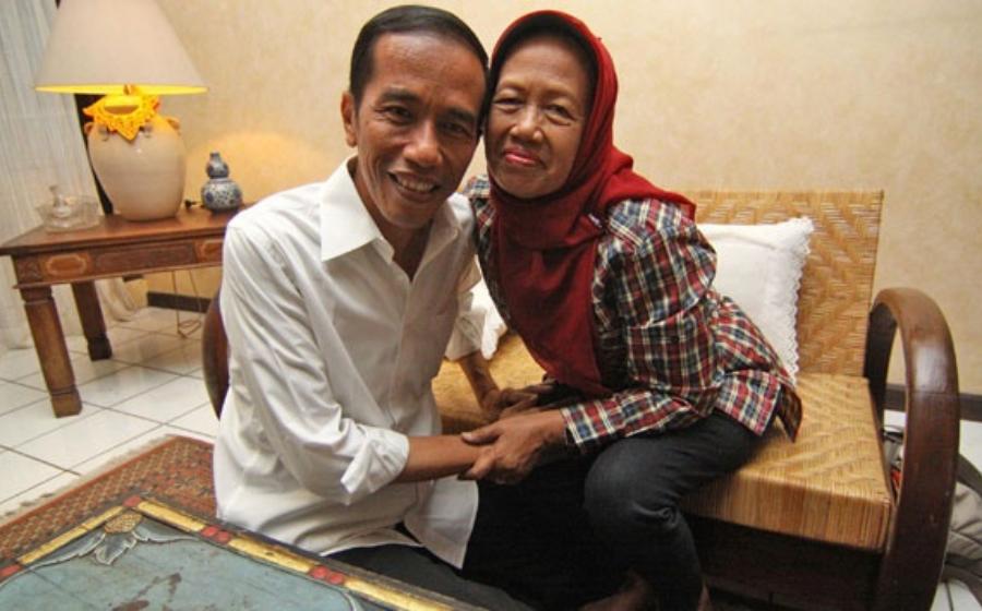 Kabar Duka, Ibunda Presiden RI Joko Widodo Meninggal Dunia
