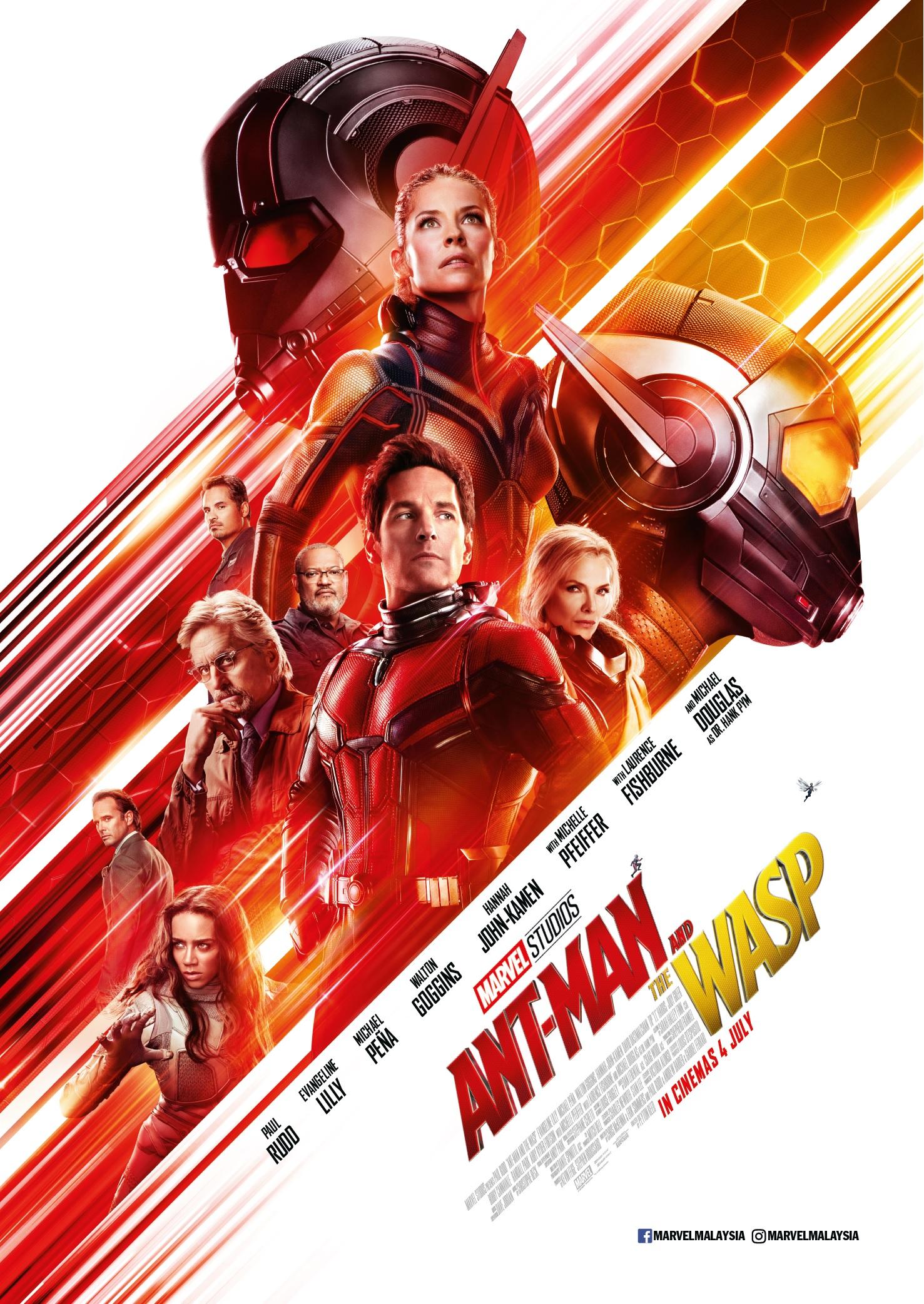 #PeraduanGempak: Marvel Studios' Ant-Man & The Wasp