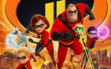 #PeraduanGempak: Disney Pixar's Incredibles 2