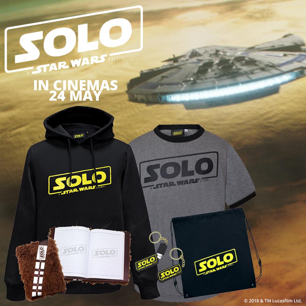 #PeraduanGempak: Solo A Star Wars Story