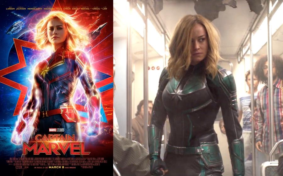 Reviewgempakid Captain Marvel 2019 Superhero Terkuat Dengan Eksekusi Film Terlemah Gempak Id