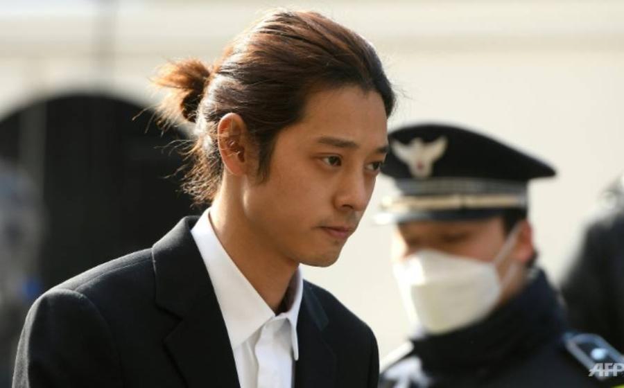 Jung Joon Young Gila Seks,