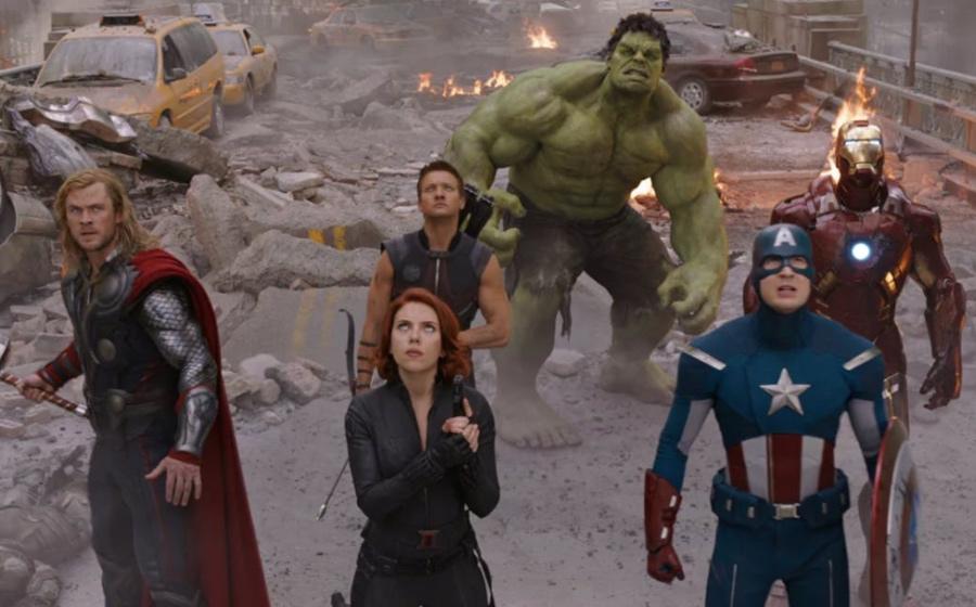 Reviewgempakid Avengers Endgame 2019 Penyelesaian Yang Spektakuler Gempak Id
