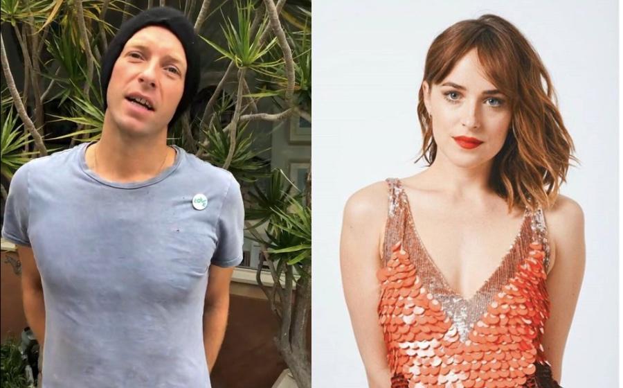 Beda Keinginan Hubungan 20 Bulan Chris Martin Dan Dakota Johnson Kandas Gempak Id