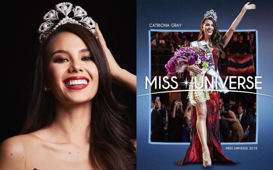 Miss Universe 2018 Milik Catriona Gray Dari Filipina