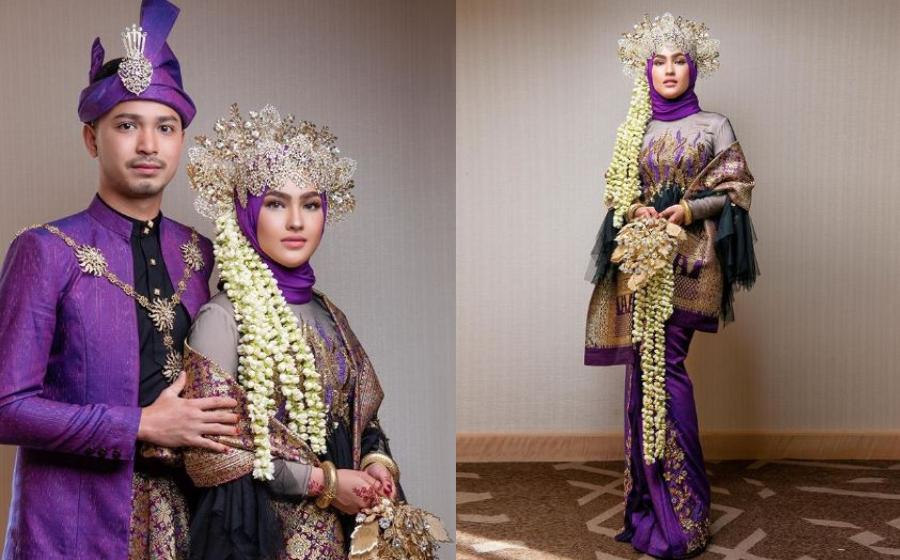 Siapa Sangka, Busana Perkahwinan Yang Dipakai Elfira Selama Sejam Ini Mencecah RM30,000