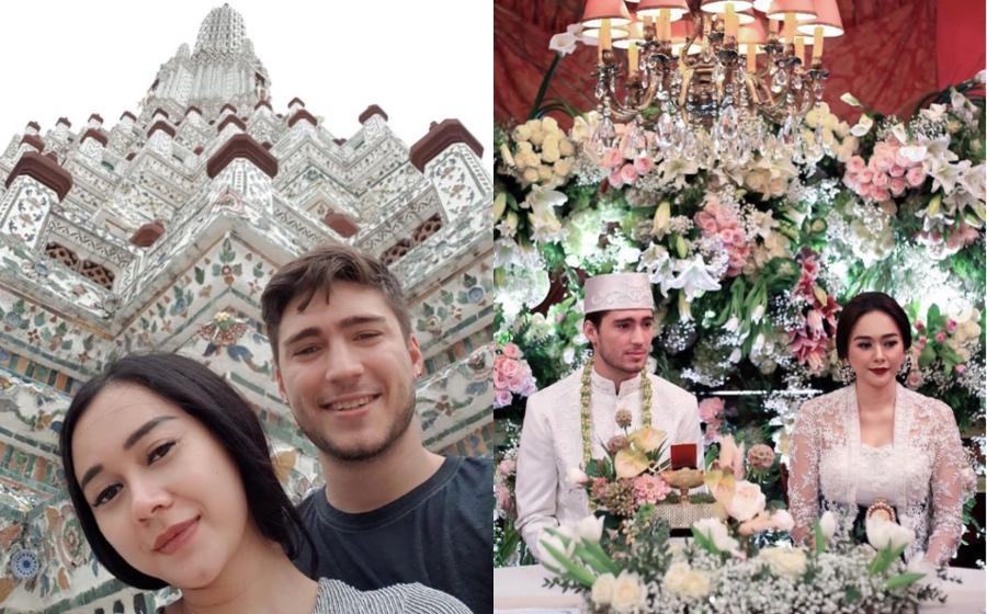 Sudah Hamil Selepas Nikah Bulan Lalu, Aura Kasih Dedah Fakta Ini