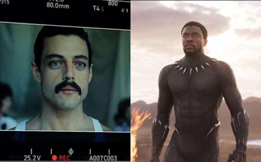 Black Panther Rami Malek Menang Lagi Kali Ini Di Sag