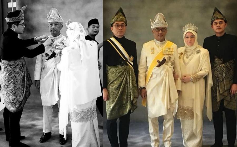 The Royal Tailor! Datuk Rizalman Kongsi Suasana Belakang Tabir Fotografi Sultan Pahang