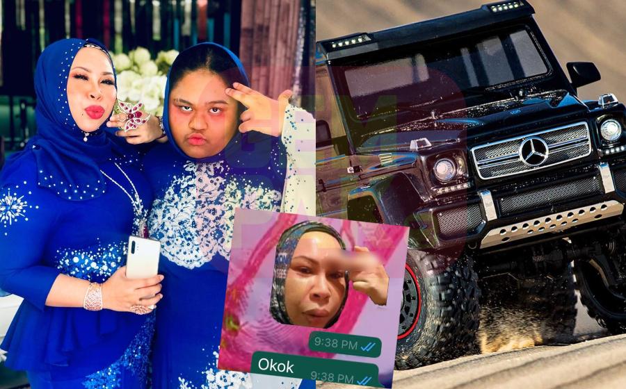 Vida Sogok Cik B Kereta Mercedes Harga RM3.2 Juta, Tapi Ini Syaratnya!
