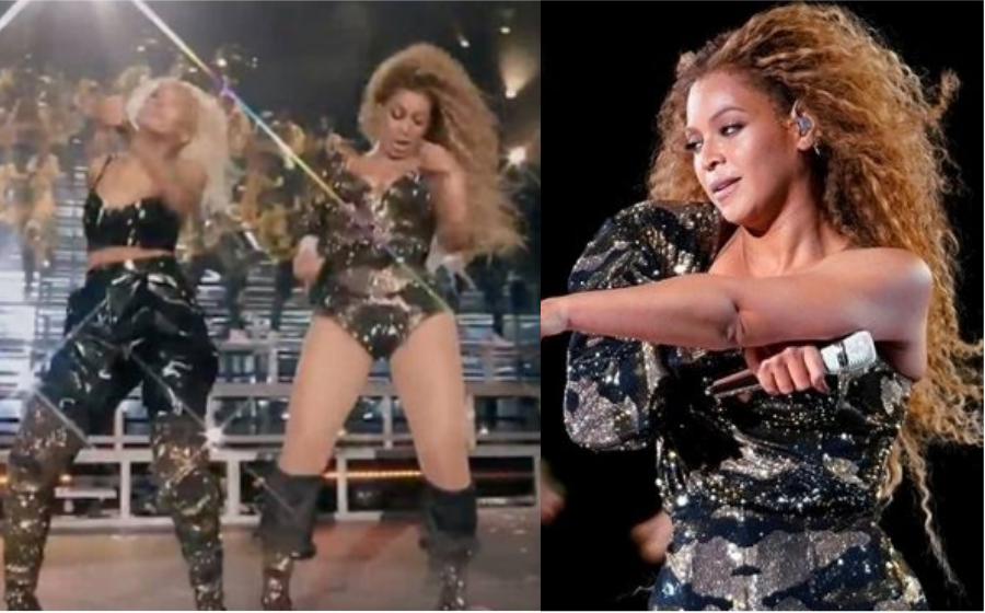 Alami Masalah Kostum, Payudara Beyonce Hampir Terdedah
