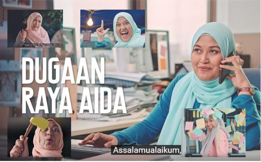 Masih Ingat Dengan Bintang Iklan Dugaan Raya Aida? Dee Alhadi Kini Bergelar Pelakon Drama Bersiri!