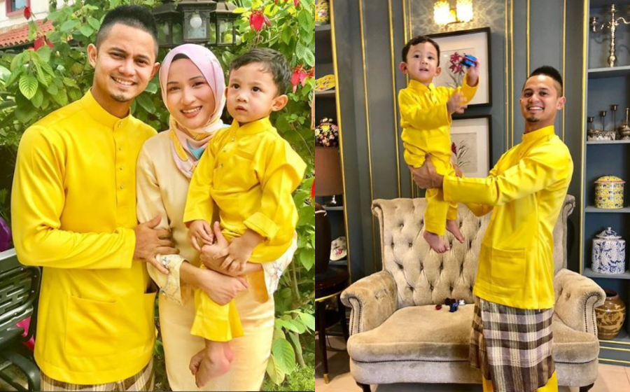 Hairul Azreen Bawa Keluarga Raya Di Australia