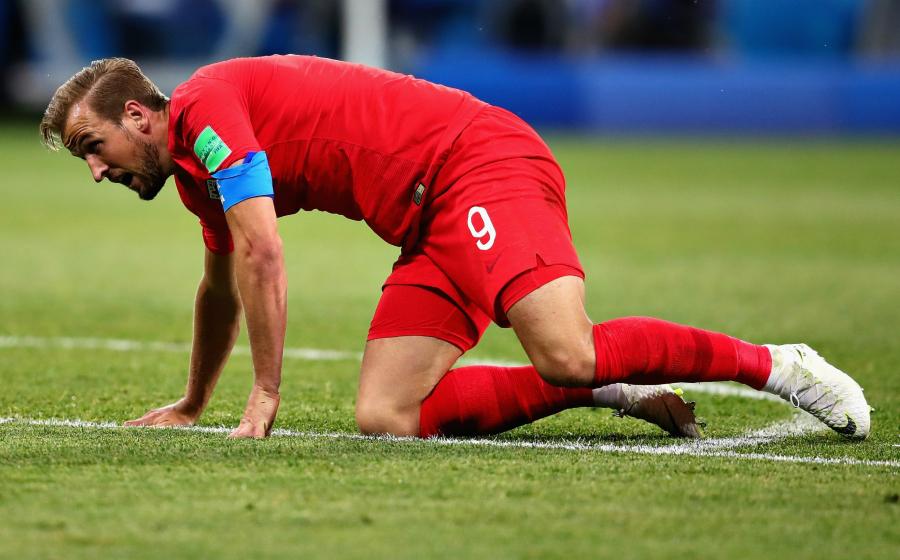 Kane: Ada Lalat Dalam Mulut Pemain England
