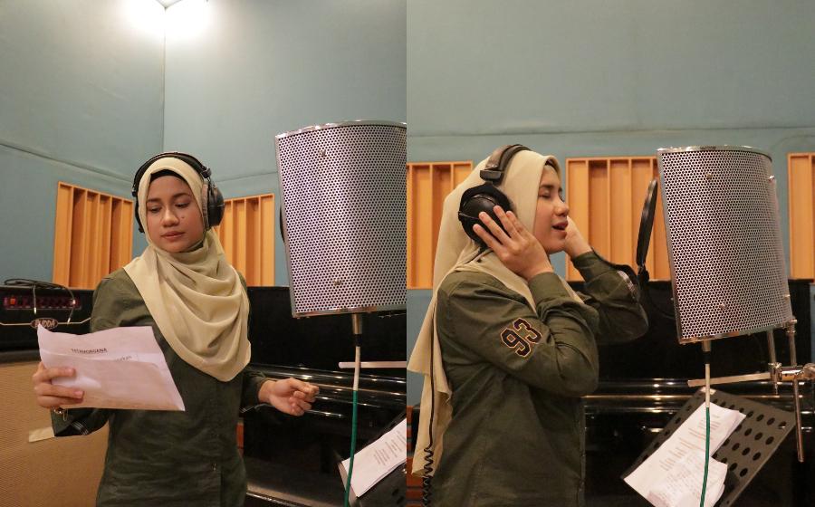 Muncul Dengan Single Terbaru, Mila Jirin Guna Khidmat Komposer Indonesia