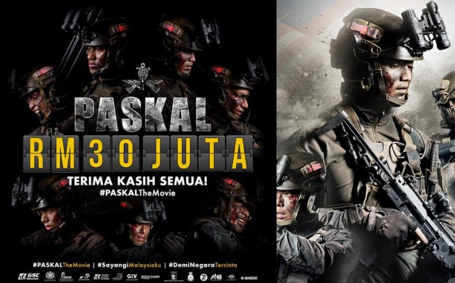 Sudah Raih RM30 Juta, PASKAL The Movie Masih Ditayangkan Di 69 Pawagam
