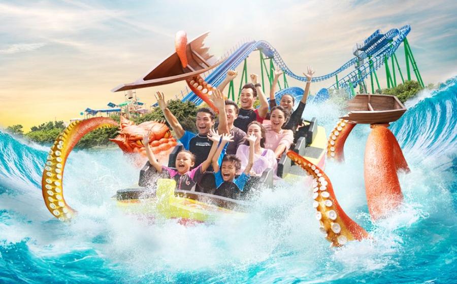Nak Spend Masa Buat Perkara Fun Dengan Family & Kawan-Kawan? Jom Ke Desaru Coast Adventure Waterpark!