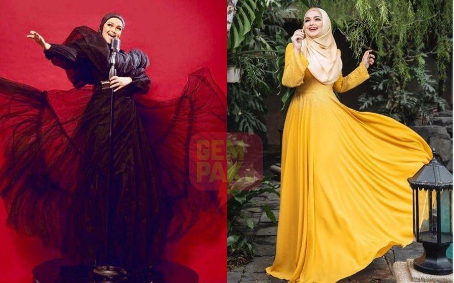 Datuk Seri Siti Nurhaliza Kini Ada 7.8 Juta Pengikut Di Instagram. Mengikuti Rapat Adalah...