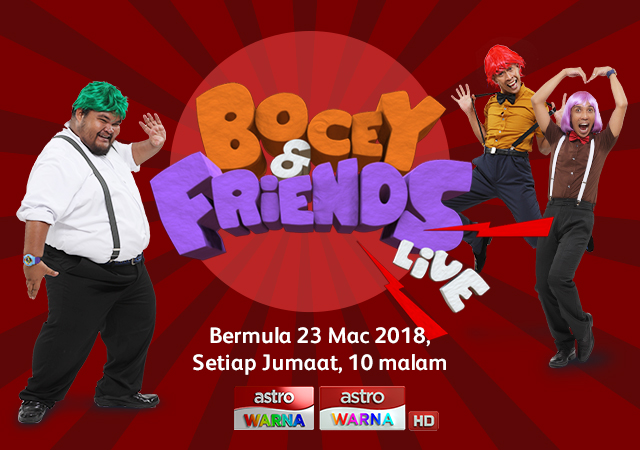 bocey and friends banner