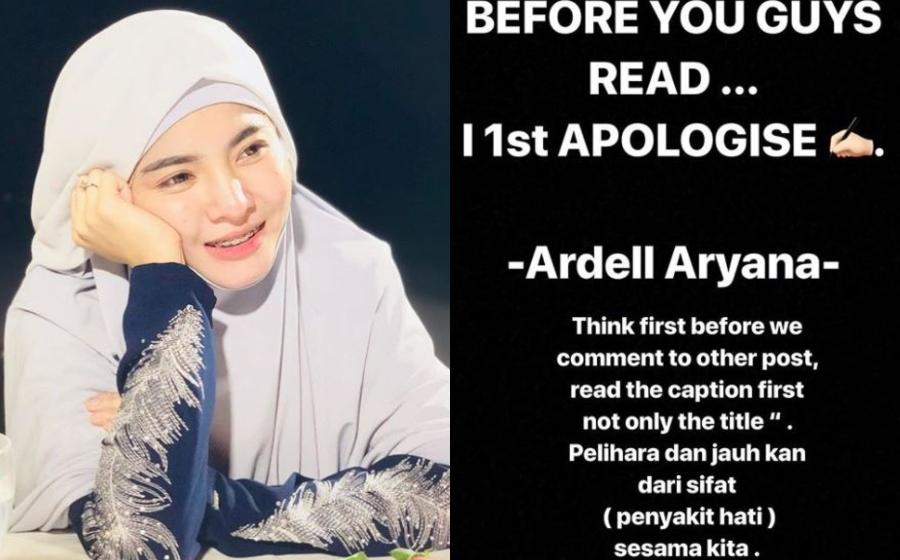 """""""Elyana Senyum Tapi Kita Tak Nampak Dia Menangis""""- Ardell Mohon Netizen Hormati Pesakit Kanser"""