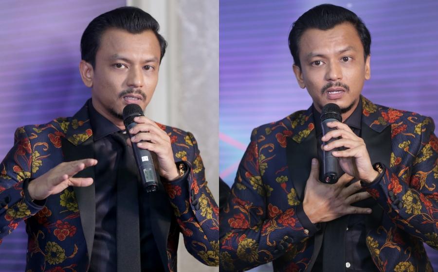 """""""Nak Kata Saya Juri Poyo? Saya Hanya Buat Kerja"""" - Faizal Tahir"""