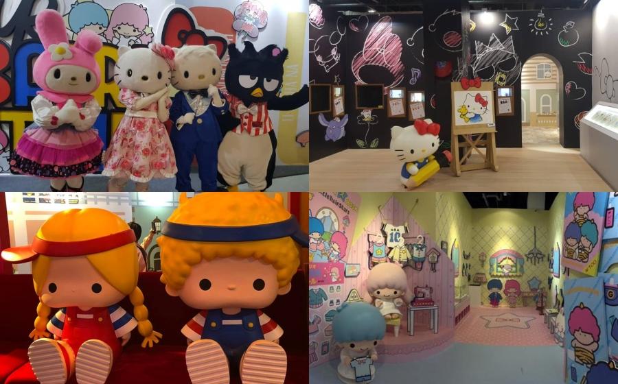 Gemarkan Hello Kitty? Anda Patut Datang Ke Pameran Terbesar Our Sanrio Times Di Kuala Lumpur Ini
