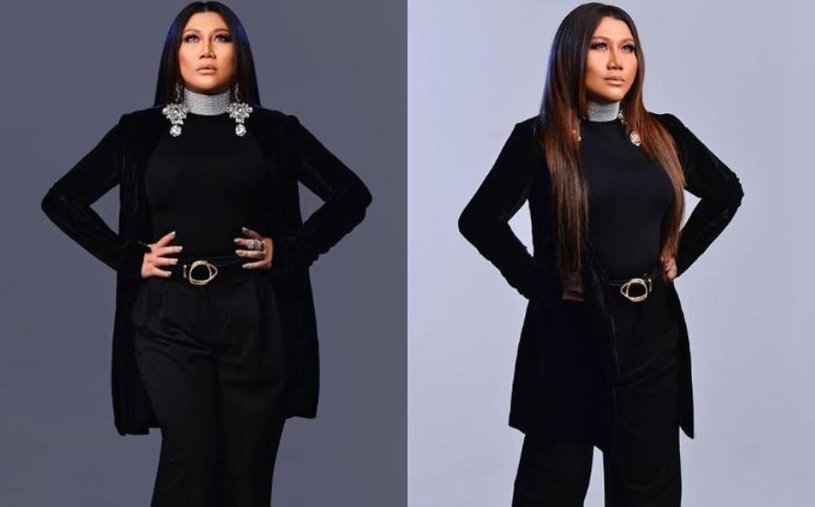 """""""Persis Top Model"""" – Cantiknya, Idayu Dah Makin Slim"""