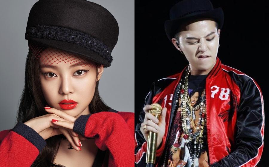 """Digelar Sebagai G-Dragon Versi Wanita? Itu Satu Pujian"" – Jennie BLACKPINK"