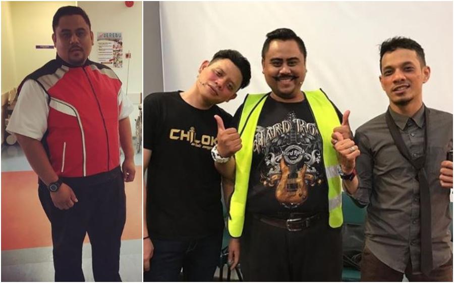 Kamal Chilok Kemalangan, Kritikal Di Hospital Putrajaya