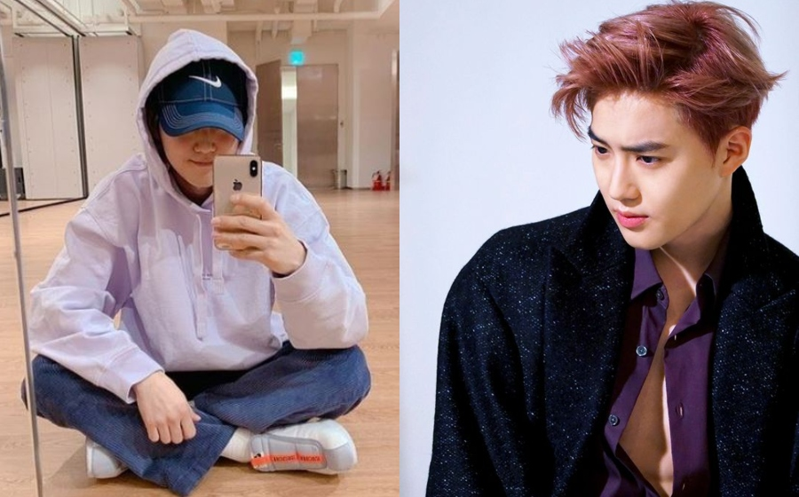 Hebatnya Suho EXO! Baru Sehari Buka Instagram, Dah Ada 1 Juta Pengikut