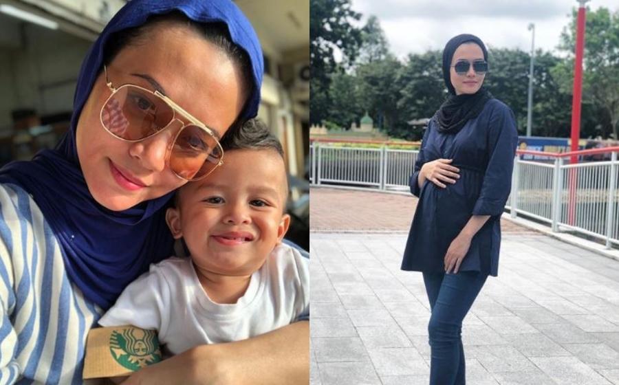 """""""Tiga Bulan Lagi, Allah Ketaq Rasa"""" - Syatilla Melvin Mohon Kongsi Pengalaman Bersalin Normal"""