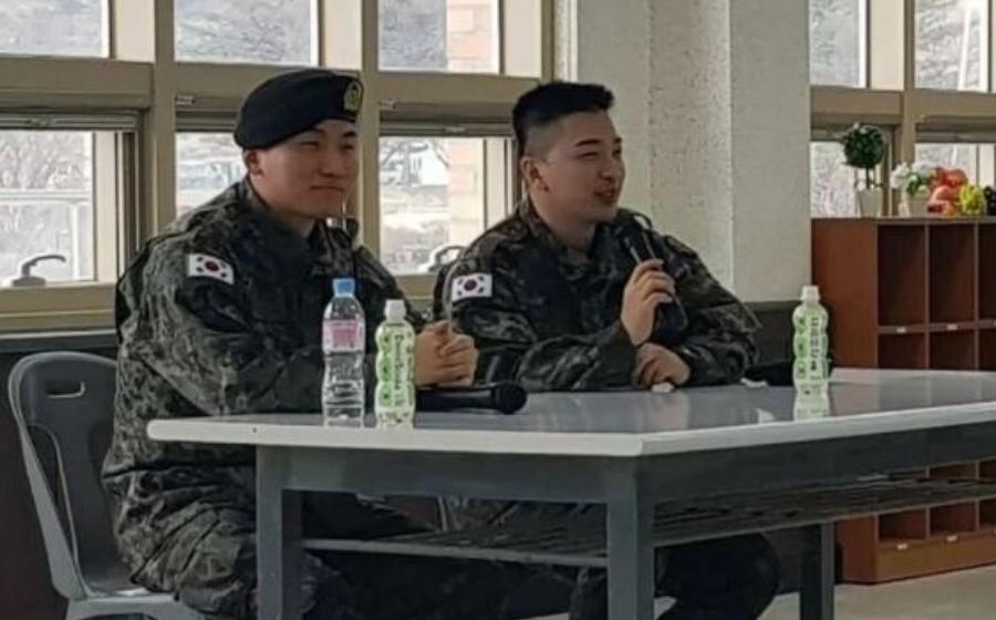 Lagi Empat Hari, Taeyang Dan Daesung BIGBANG Bakal Tamatkan Latihan Khidmat Tentera