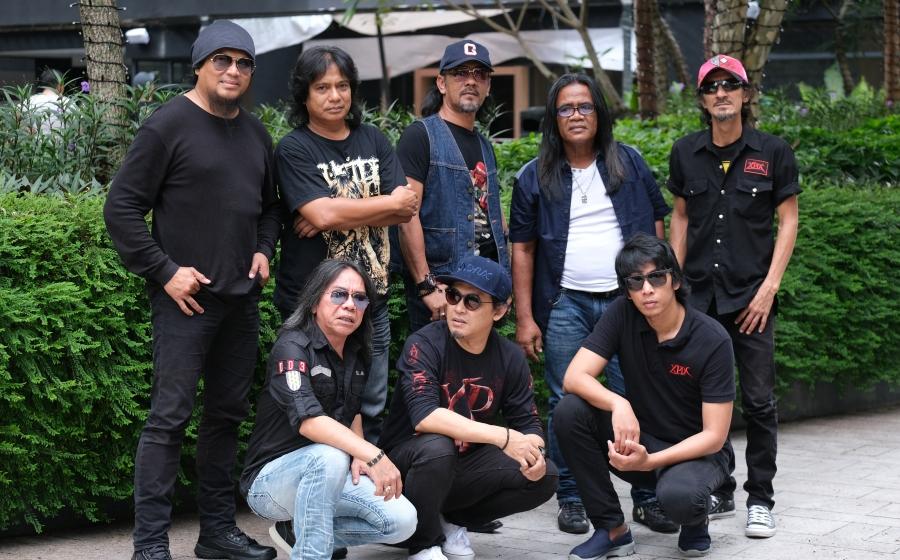 Otai Rock Kasi Gegar! Konsert Metal Return 1.0 XPDC & MAY 15 Disember Ini
