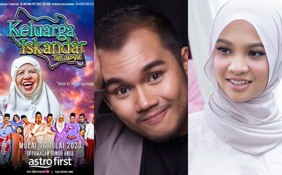 Keluarga Iskandar The Movie Penuh Kejutan! Ada Faizdickie, Nabila Razali & ...