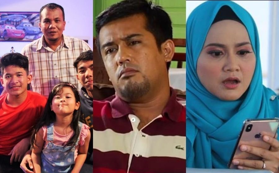 Aku Tengok Balik Musim 1 2 Gara Gara Keluarga Iskandar The Movie Ramai Throwback Layan Drama Siri Artikel Gempak