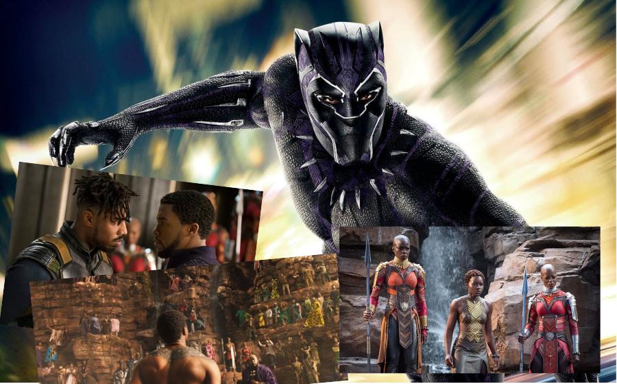 Warna-Warni, Sarat Aksi, Black Panther Filem Terbaik Marvel!