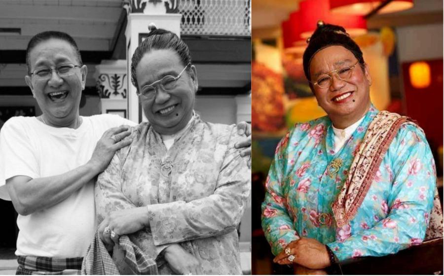 Pelakon Legenda Baba Nyonya, Datuk Kenny Chan Meninggal Dunia