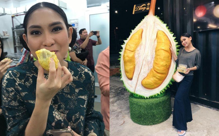 Sissy Iman Dinobatkan Sebagai Puteri Durian D24... Dah Kenapa Pula Ni?